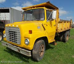 1975 Ford 700 Dump Truck | Item BZ9834 | SOLD! September 29 ...