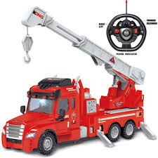 Rexco Large Radio Remote Controlled Rc Fire Engine Truck Childrens ... Dropshipping For Creative Abs 158 Mini Rc Fire Engine With Remote Revell Control Junior 23010 Truck Model Car Beginne From Nkok Racers My First Walmartcom Jual Promo Mobil Derek Bongkar Pasang Mainan Edukatif Murah Di Revell23010 Radio Brand 2019 One Button Water Spray Ladder Rexco Large Controlled Rc Childrens Kid Galaxy Soft Safe And Squeezable Jumbo Light Sound Toys Bestchoiceproducts Best Choice Products Set Of 2 Kids Cartoon