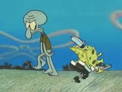 Spongebob Dance GIF