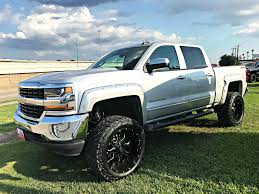 100 Lifted Chevy Trucks For Sale In Texas CHECK THIS OUT BRAND NEW LIFT FLARES WHEELS AND TIRES 2018