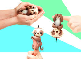 Fingerlings Sloth Walmart The Interactive Baby