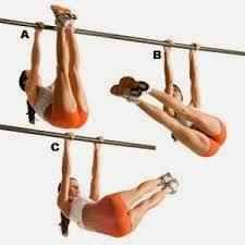 Floor Wiper Exercise Benefits by Hanging Ab Abs Workout Exercises Tone And Tighten
