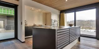 Exclusive Scandinavian 60s Style Kitchen