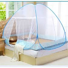 Automatic Portable Mosquito Net Canopy Insect Folding Bed Netting