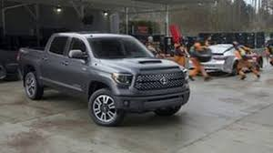 2018 Toyota Tundra Full Size Truck - YouTube 2018 Toyota Tundra Expert Reviews Specs And Photos Carscom What Snugtop Do You Think Looks Better Page 2 Forum In Nederland Tx New Fullsize Pickup Truck Nissan Titan Vs Clash Of The Pickups The 11 Most Expensive Trucks 2017 1794 Edition 4x4 Review Motor Trend A Fullsize Truck With Options Automotive News Double Cab Is A Serious Pickup Talk 5 Things Need To Know About Trd Pro Wikipedia T100 Frame Rust Lawsuit Deal Reached