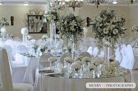 Round Table Settings For Weddings Square