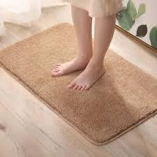 details about 1x saugfähig rutschfest teppich waschmaschinenwäsche badezimmer flur tür matte