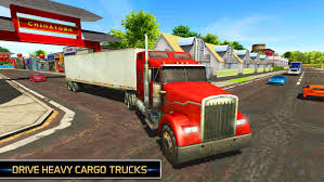 Euro Truck Driving Simulator 2018 - Free Download Of Android Version ...
