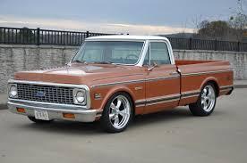 100 1971 Chevy Truck C