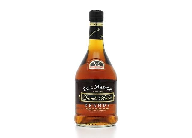 Paul Masson Grande Amber Brandy - 750ml