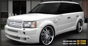 Land Rover Wheels and Range Rover Wheels and Tires Land Rover