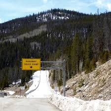 Run Away Truck Ramp – Colorado Traveling Ducks Runaway Truck Ramp In Canada Stock Photo More Pictures Of 2015 Ahead Yellow Road Sign Image Semi Hauling Beer Rolls Off Cbs Denver Roaming Rita Ramps This Is Why Could Save Your Life Free Trial Bigstock Massachusetts Turnpike Eastbound In Ru Monarch Pass Windshield Wipers Were Flickr Stock Photo Breaks Pathway 74103964 Highway Warning Caution 2 Miles U S Students Watching The To