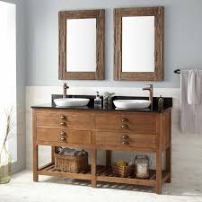 Bathroom Double Vanity Cabinets by Charming Double Sink Vanity Signature Hardware