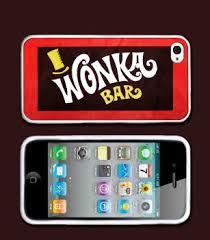 Amazon Willy Wonka Bar Design iPhone 4 Case or iPhone 4s Case