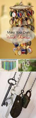 make your own wind chimes creative cool diy wind chime ideas