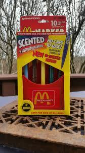 Mcdonalds Halloween Pails Ebay by Mcmarkers Scented Sanford Mcdonalds Vintage Toy Nib Marker Set New