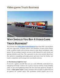 100 Truck Trailer Games Buy A Video Game Truck Business Truck And Trailer Games By Video