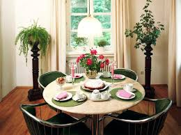 Image Of Dining Room Centerpieces Flowers