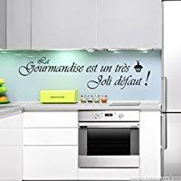 stickers cuisine citation amazon fr stickers cuisine cuisine maison