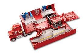 Disney Pixar Cars Mack/ Cruz Ramirez Hauler Transporter Truck Toy ...