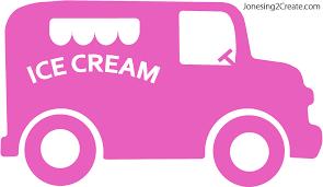 100 Ice Cream Truck Party Jonesing2createjonesing2create Clipart Free Image