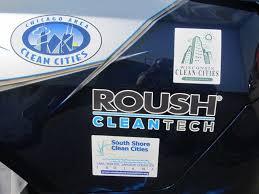 100 Propane Powered Trucks Wins Again ROUSH CleanTech