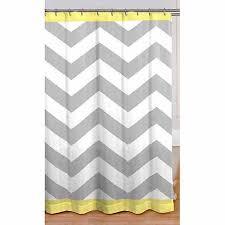 mainstays chevron shower curtain yellow walmart com