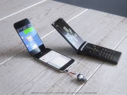 If Apple Made A Flip Phone iPhone This Is What It Would Look Like