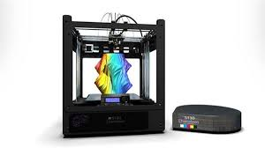 While Other Multi Color 3D Printers Weve Seen In The Past Required Multiple Extruders To Create Full Effects Chameleon Is Able Mix