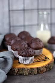 die besten chocolate chip muffins kleid kuchen