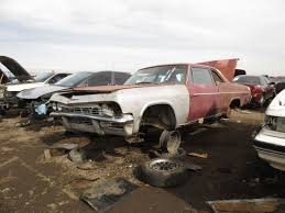 Ride On Floor Scraper Craigslist by Junkyard Find 1965 Chevrolet Bel Air The Truth About Cars