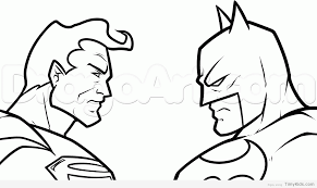 Free Printable Cartoon Superman Coloring Books For Kids