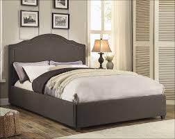 Queen Bed Stand by Bedroom Queen Sleigh Bed Frame Grey Upholstered Bed Frame Queen