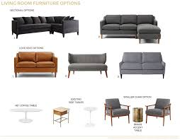 Small Rectangular Living Room Layout by How To Lay Out A Narrow Living Room Emily Henderson