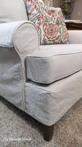 West Elm Bliss Sofa Craigslist by 9 Best Sherry U0027s Sofa U0026 Chair Slipcovers Images On Pinterest