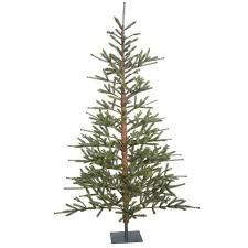 Christmas Trees With Sparse Branches Are Trending Artificial Throughout Rustic Tree