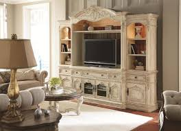 Jessica McClintock Boutique Entertainment Center By American Drew