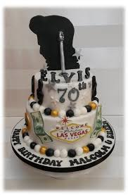 Elvis Presley Birthday Cake Ideas