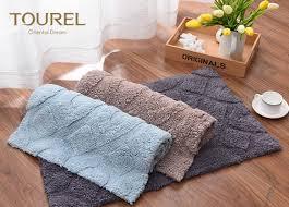 kundengebundene waschbare hotel bad matten boden matten für