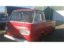 1961 Ford Econoline For Sale | ClassicCars.com | CC-1125159 First Generation Ford Econoline Pickup Used 2011 Cargo Van For Sale In Monroe Nc 28110 Auto Junkyard Tasure 1974 Custom Autoweek The Fit And Finish On This 1961 Pickup Is Top Notch Rare 1965 Mercury Pick Up Built By Of Canada 8 Facts About The Spring Special Truck Fordtrucks 1962 Youtube 1963 Ford Econoline Truck E100 62 63 64 65 66 67 Deadclutch Up E100 Hot Rod Classic Antique For