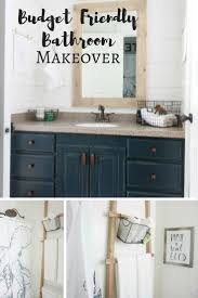 My Budget Friendly Bathroom Makeover | Reveal - Twelve On Main My Budget Friendly Bathroom Makeover Reveal Twelve On Main Ideas A Beautiful Small Remodel The Decoras Jchadesigns Bathroom Mobile Home Ideas Cheap For 20 Makeovers On A Tight Budget Wwwjuliavansincom 47 Guest 88trenddecor Best 25 Pinterest Cabinets 50 Luxury Crunchhecom