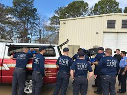 Firefighters Carry Scooter, Lift To Virginia Cancer Patient | The ...