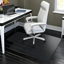 Desk Chair Mat For Carpet by Office Chair Mats Non Studded Semi Clear Hard Floors For Carpet