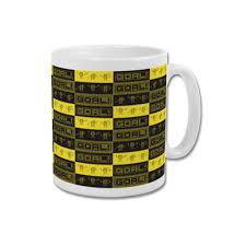 100 Vicarage Designs Jumping Men Minimalist Watford Fc Vicarage Road Mug By Ground