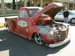 100 52 Chevy Truck Joeys Cool Car Of The Day