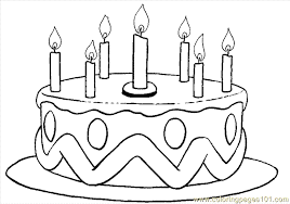 Free Printable Coloring H Y Birthday Cards Pages On Art