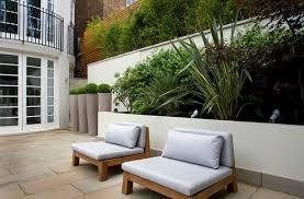 clean u0026 modern modern patio london by laara copley smith