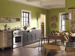 Primitive Kitchen Paint Ideas by Green Walls For Kitchen Decorating Ideas 7327 Baytownkitchen