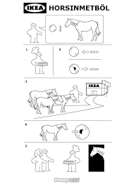 Ikea Fredrik Desk Assembly by Ikea U0027s Instructions For Making Meatballs Food Recipes