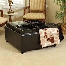 Amazon Com Furinno 15079wnbk Coffee Table With Bin Walnut Kitchen